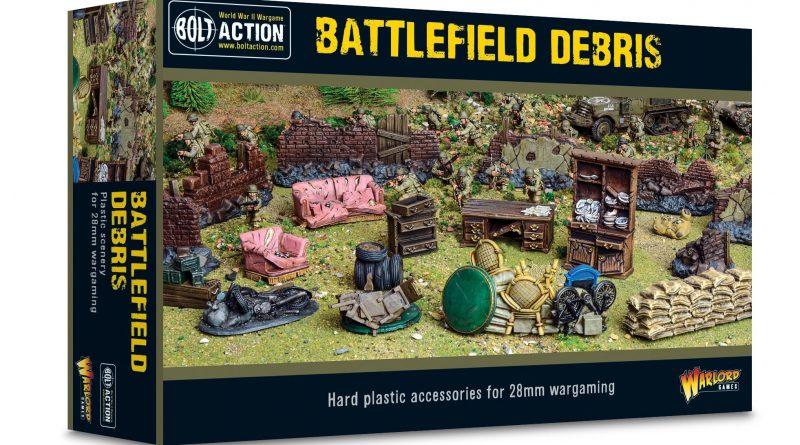 Débris de batailles chez Warlord Games