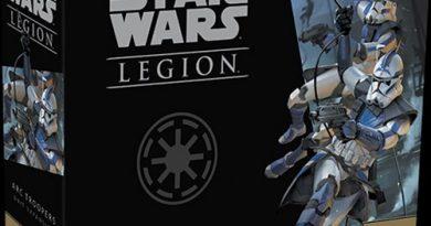 Les Arcs Troopers débarquent dans Star Wars Legion